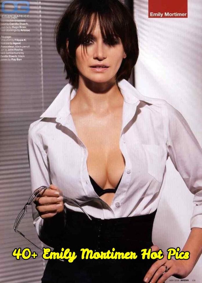 Emily Mortimer Hot Pics