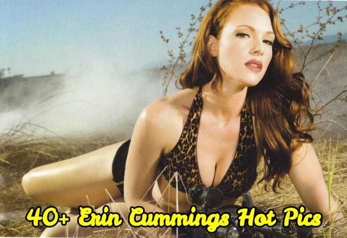 Erin Cummings Hot Pics