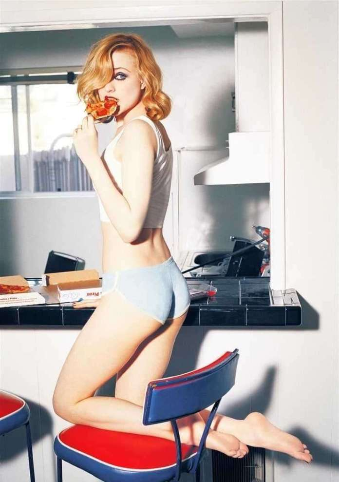 Evan Rachel Wood sexy ass pics