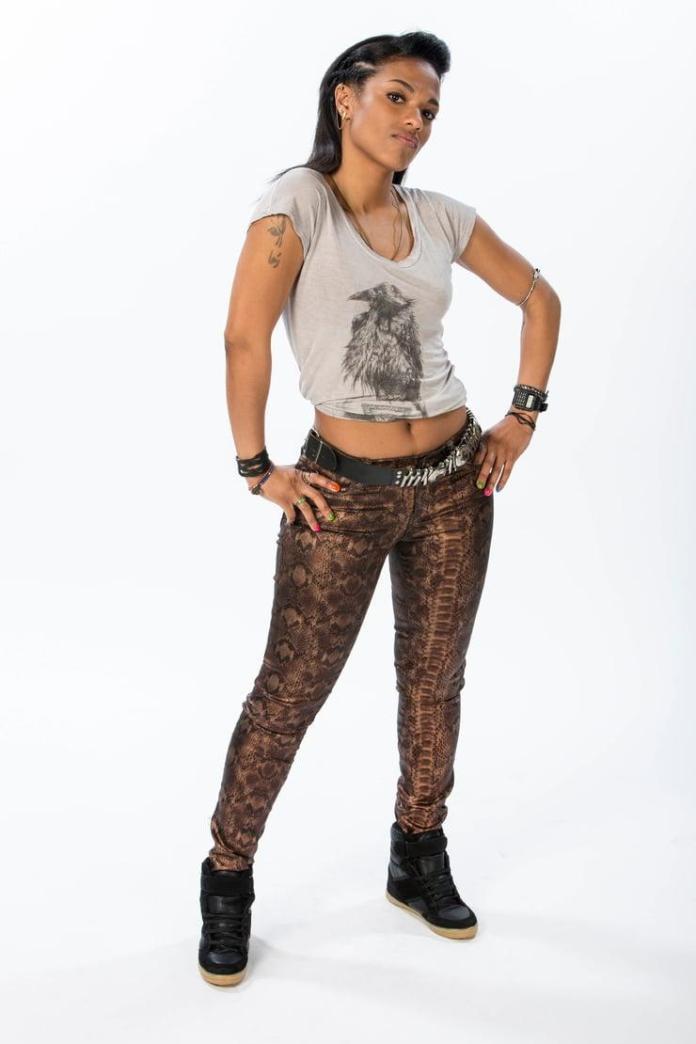 Freema Agyeman sexy pics