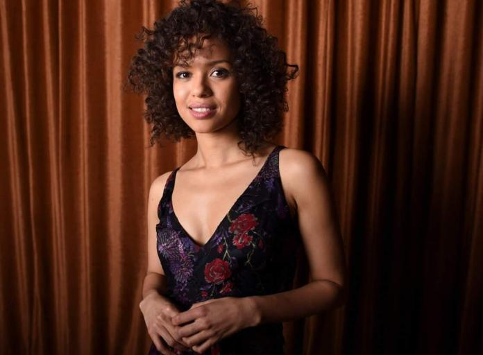 Gugu Mbatha-Raw amazing tits pictures