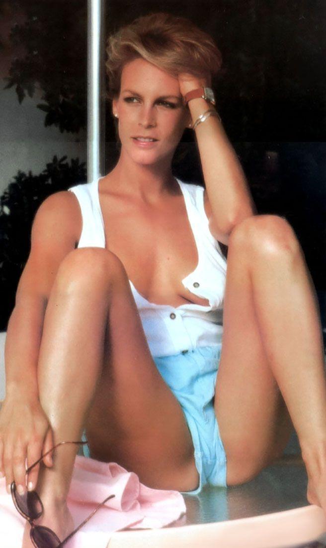 Jamie Lee Curtis lingerie pic