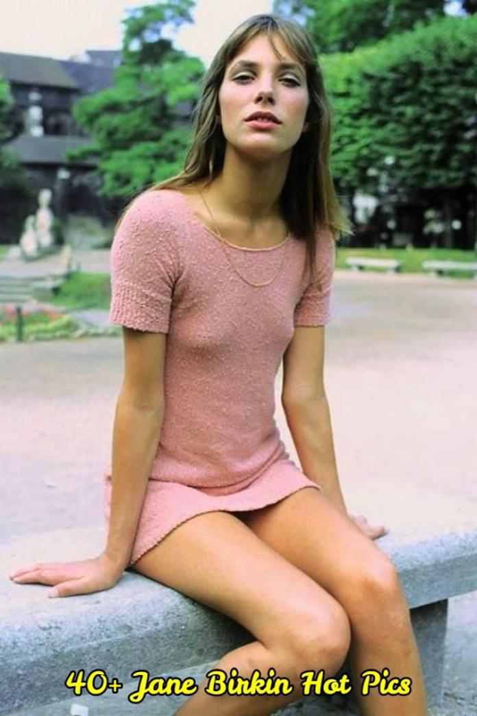 Jane Birkin hot pictures