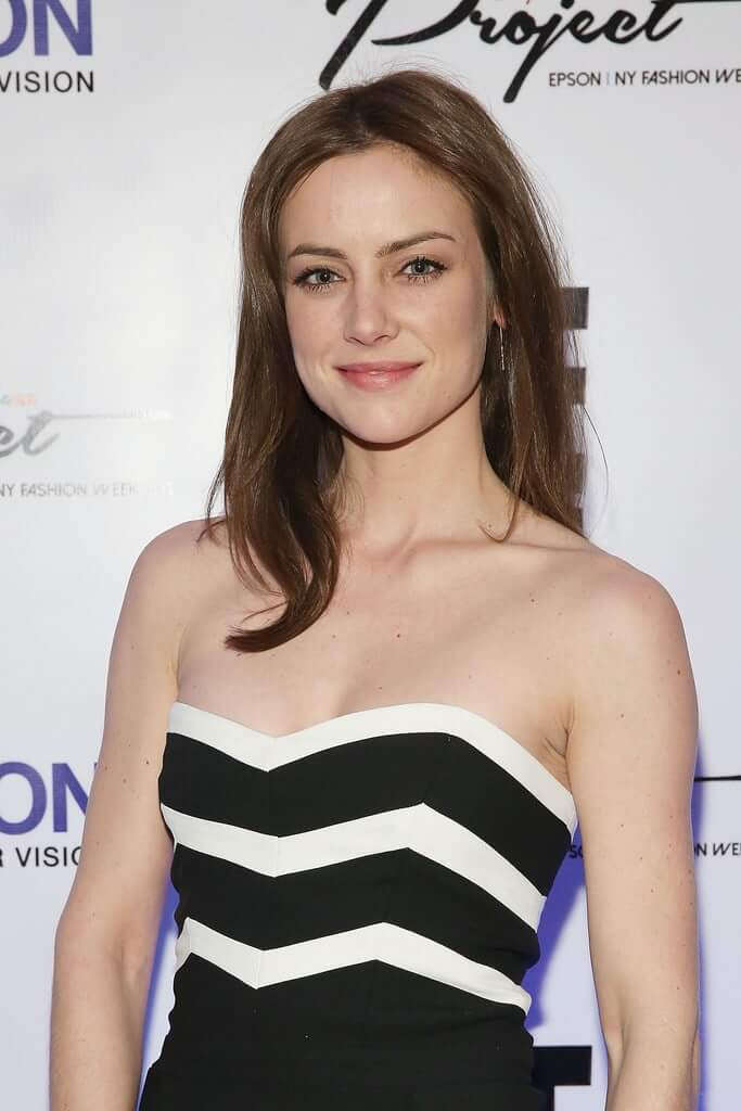Jessica Stroup hot look pic
