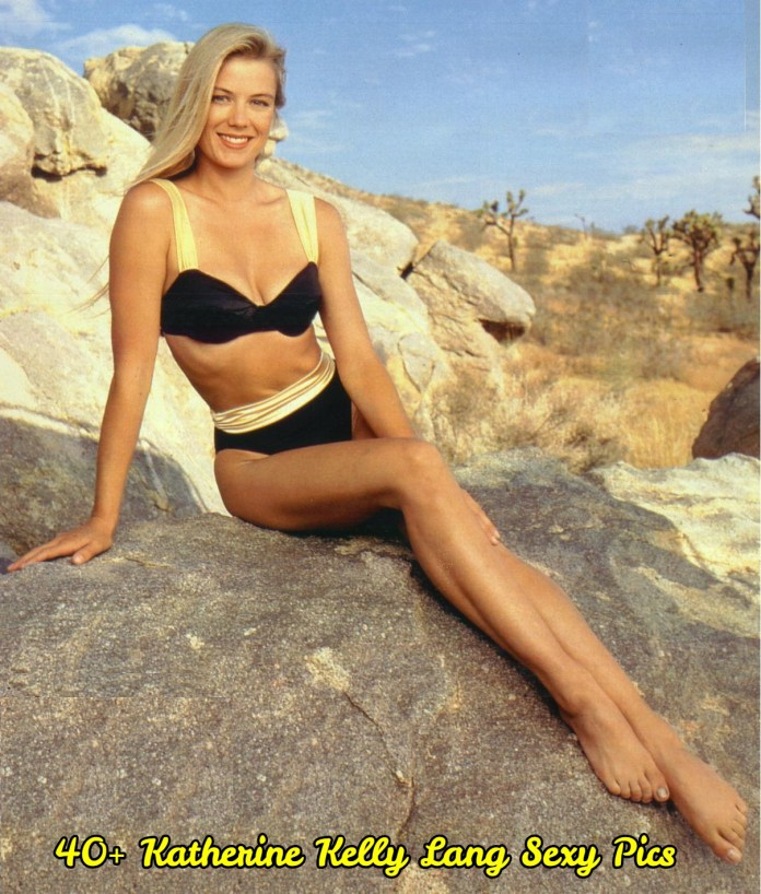 Katherine Kelly Lang sexy pictures