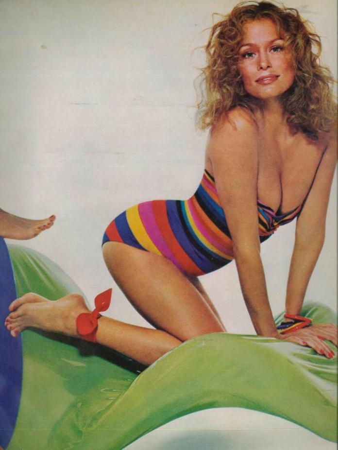 Lauren Hutton hot lingerie pics