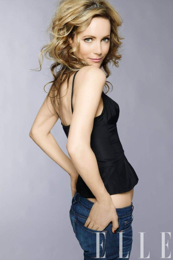 Leslie Mann sexy side butt pics