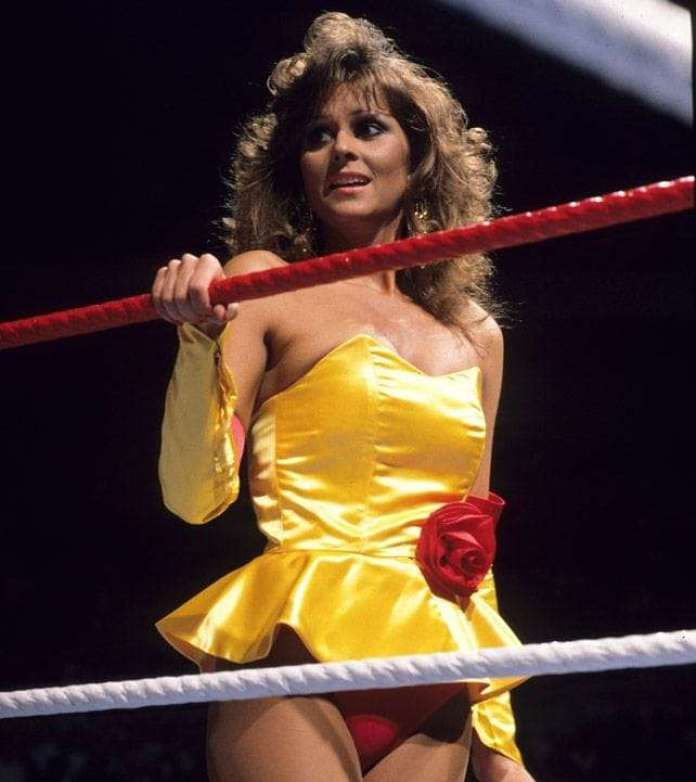 Miss Elizabeth hot look
