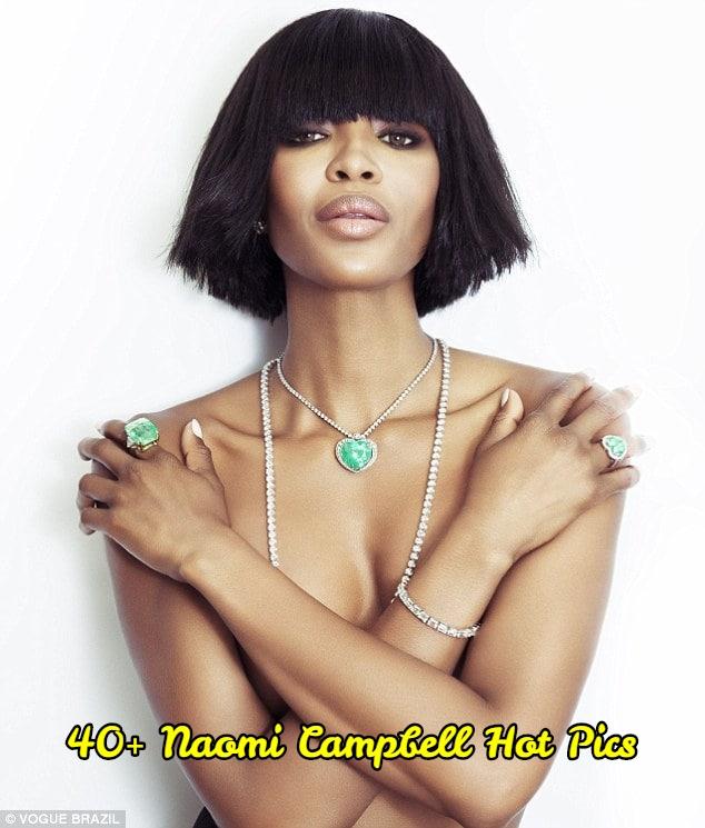 Naomi Campbell Hot Pics