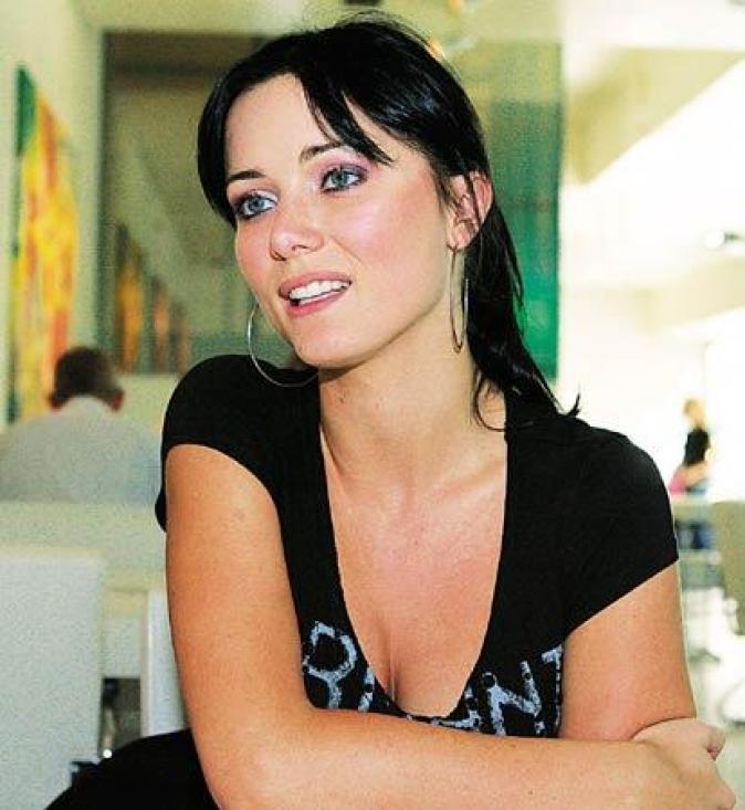 Petra Volakova cleavage pictures