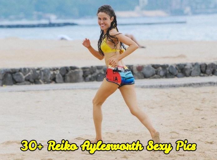 Reiko Aylesworth Sexy Pics