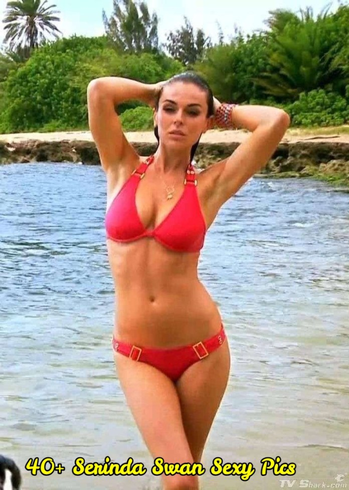 Serinda Swan sexy pictures
