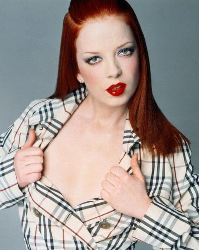 Shirley Manson big busty pics