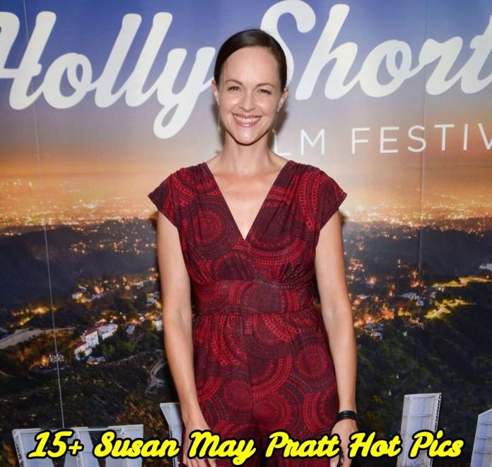 Susan May Pratt hot pics