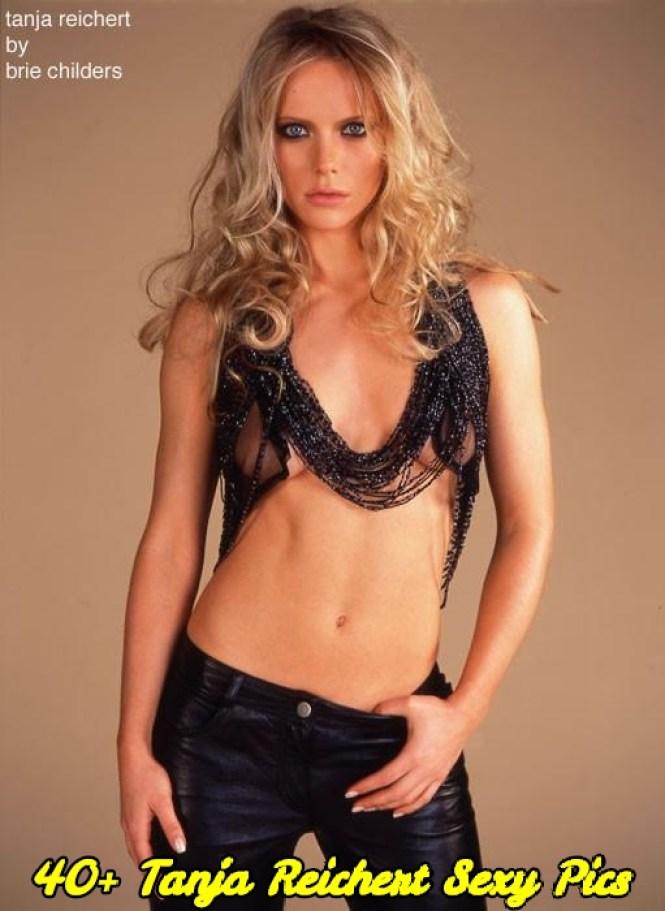 Tanja Reichert sexy pics