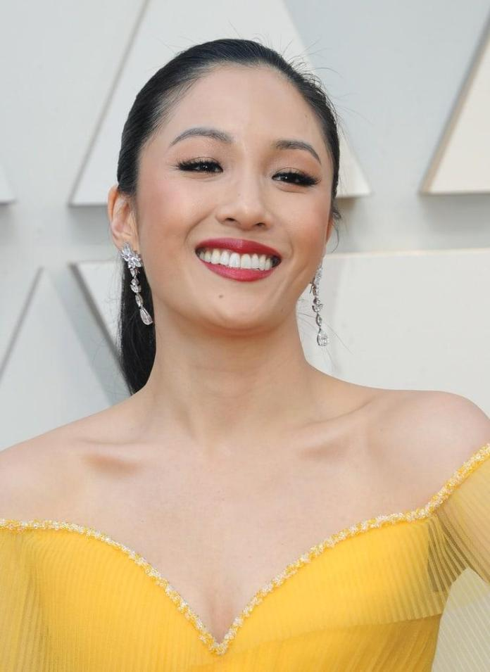 constance wu cleavage