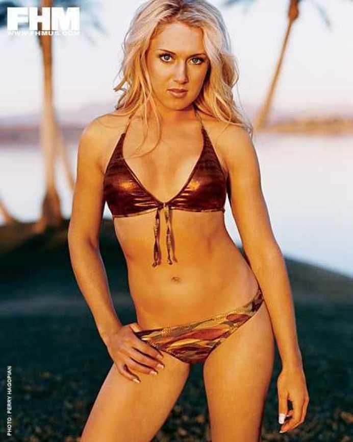 natalie gulbis hot bikini