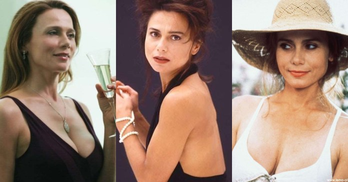 35 Sexiest Pictures Of Lena Olin