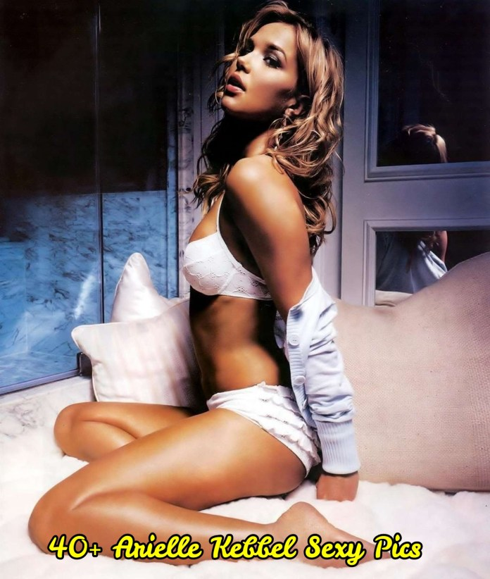 Arielle Kebbel sexy pictures