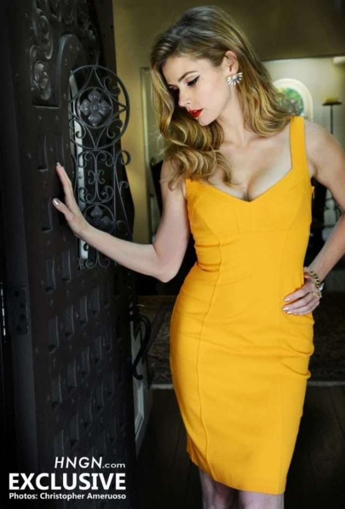 Brianna Brown sexy pic