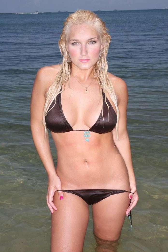 Brooke Hogan hot pic