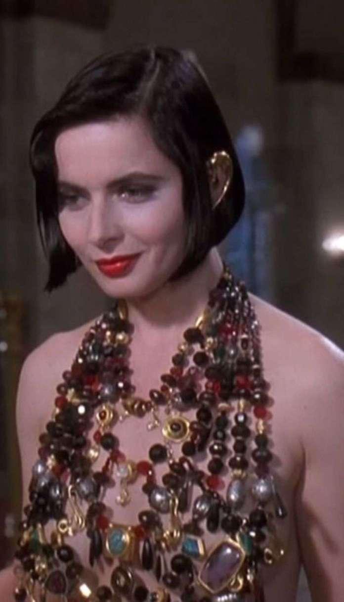Isabella Rossellini hot