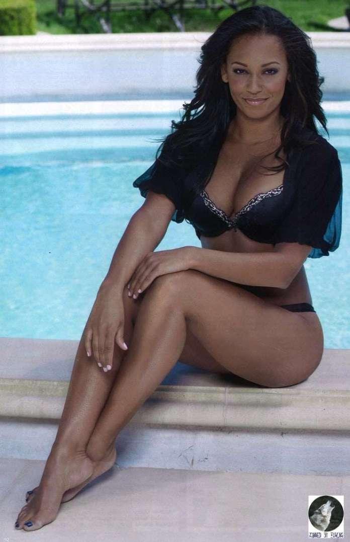 Melanie Brown sexy pic