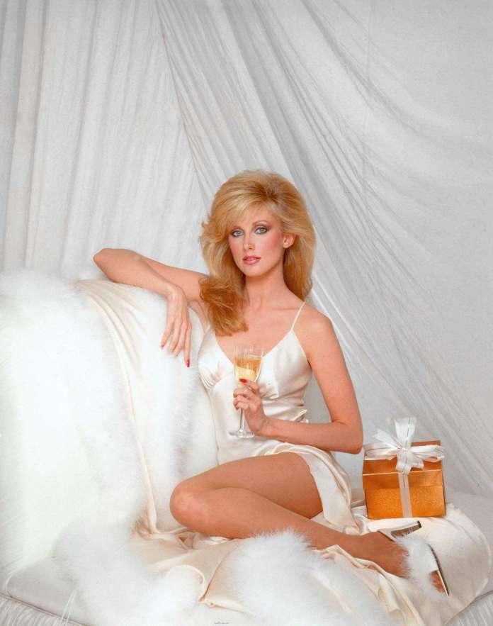 Morgan Fairchild sexy
