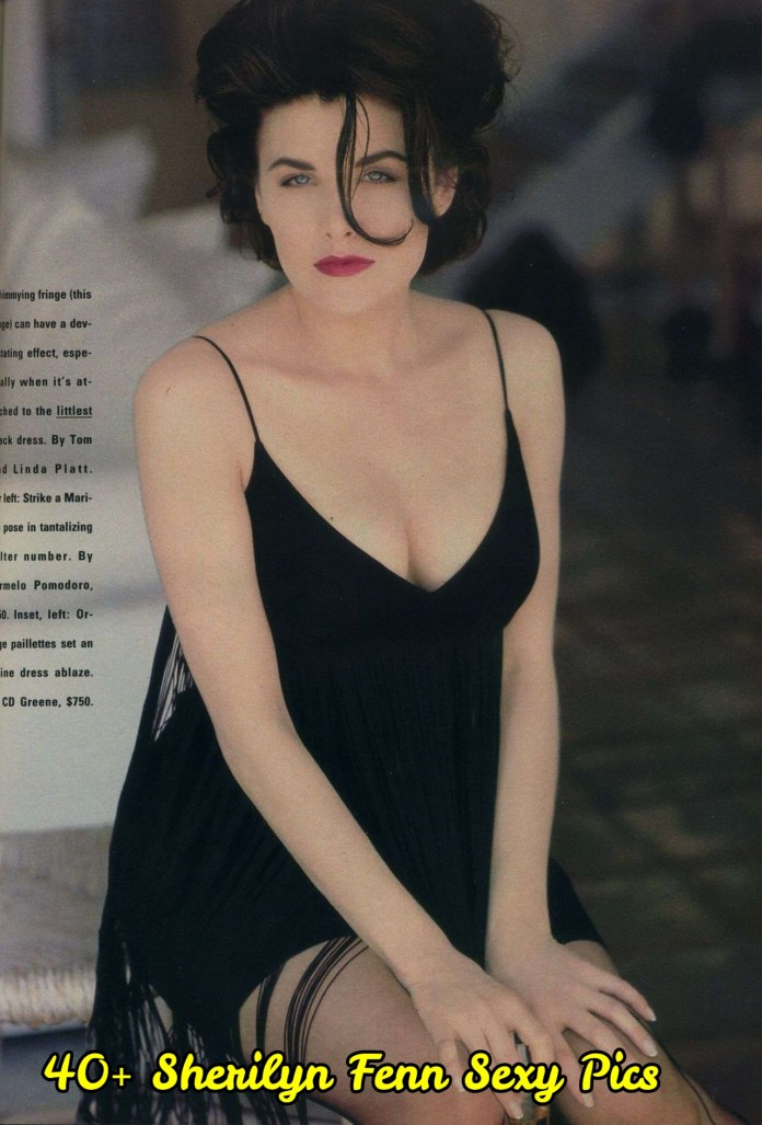 Sherilyn Fenn sexy pictures