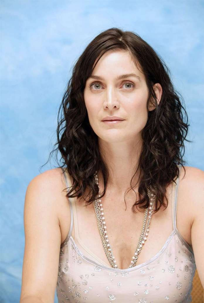 carrie-anne moss fabulous