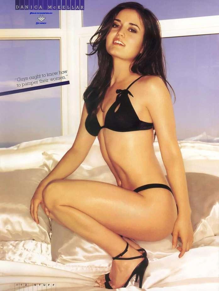 Danica McKellar hot