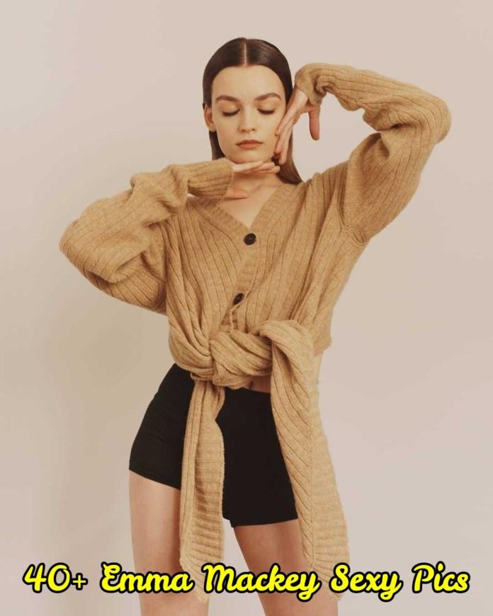 Emma Mackey Sexy Pics
