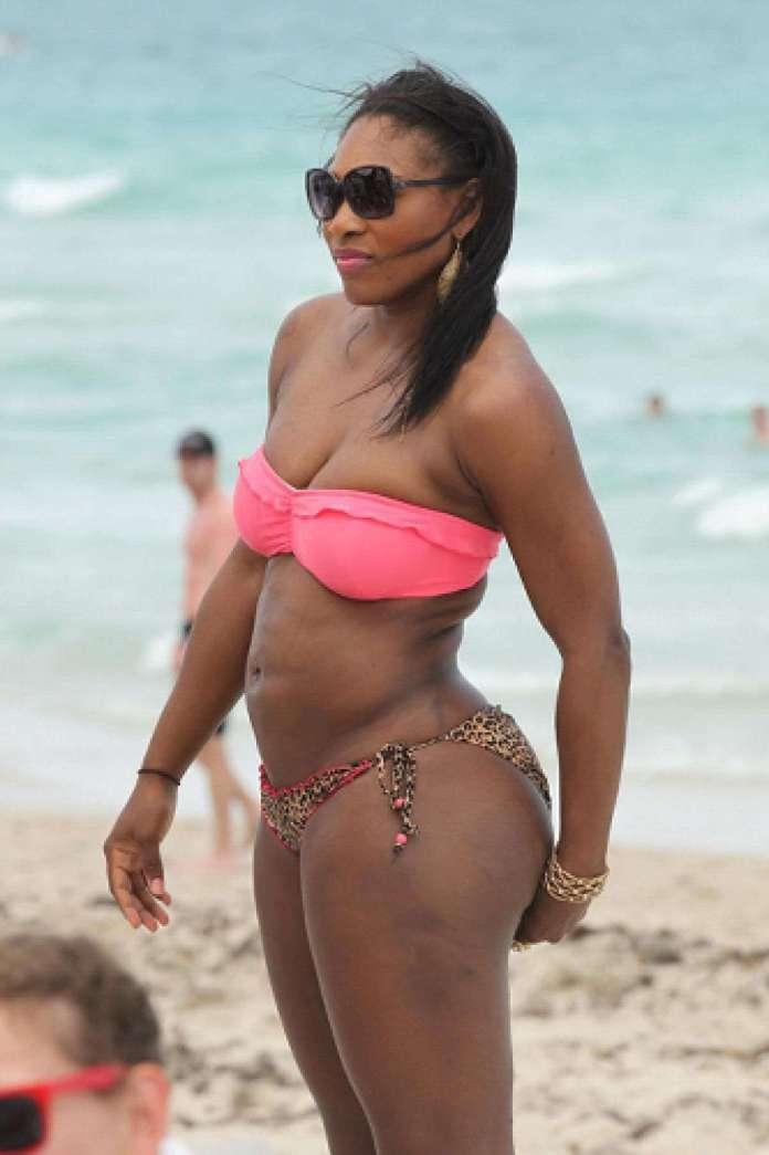 Serena Williams hot pic