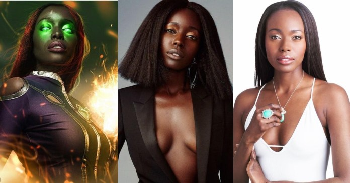 41 Hottest Pictures Of Anna Diop
