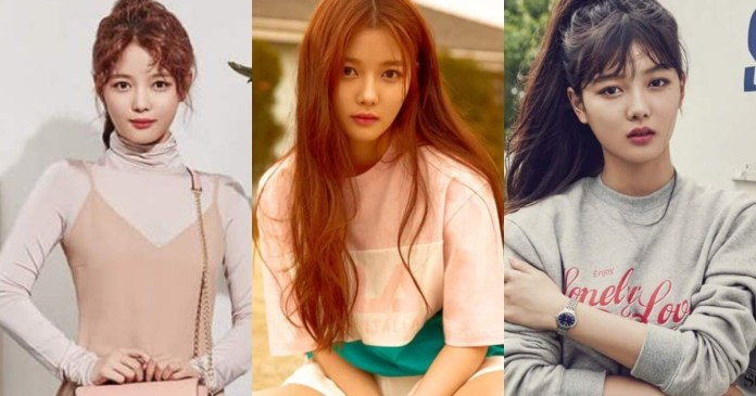 41 Hottest Pictures Of Kim Yoo-jung