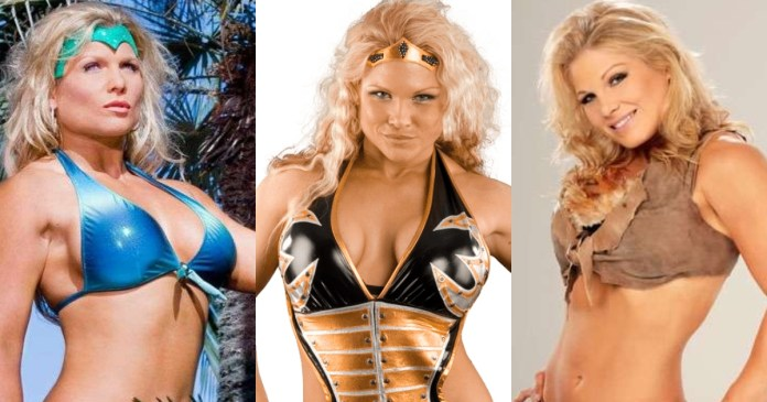 41 Sexiest Pictures Of Beth Phoenix