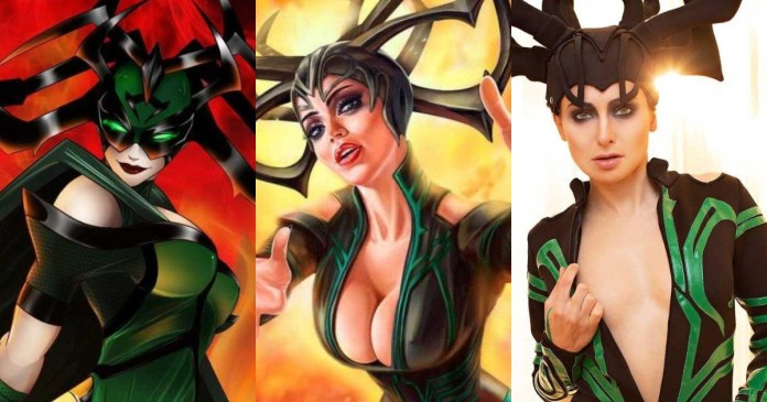 41 Sexiest Pictures Of Hela