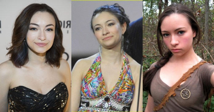 41 Sexiest Pictures Of Jodelle Ferland