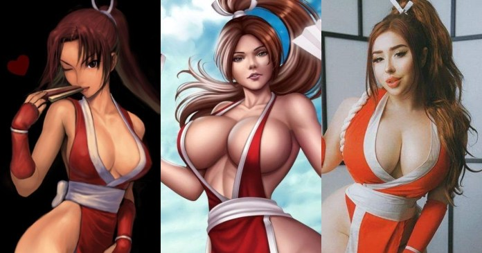 41 Sexiest Pictures Of Mai Shiranui