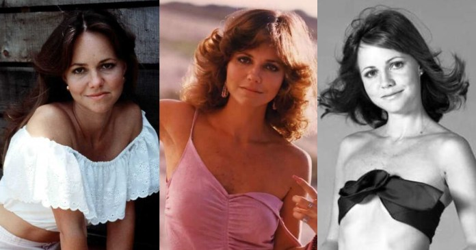 41 Sexiest Pictures Of Sally Field