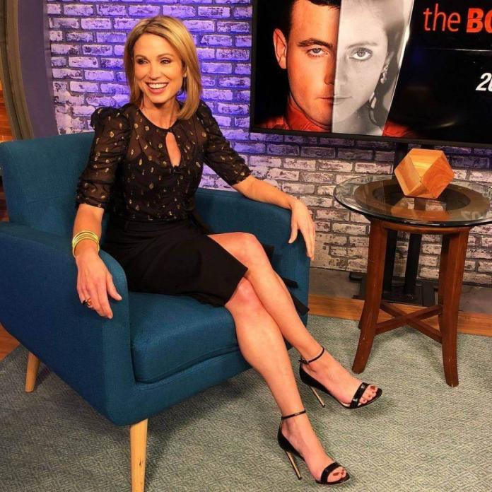 Amy Robach hot pictures