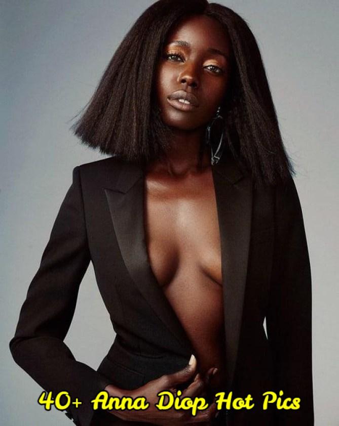 Anna Diop Hot pics