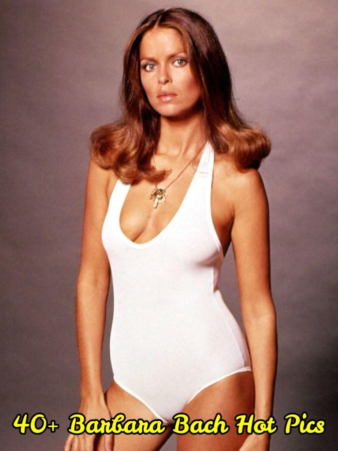 Barbara Bach Hot Pics