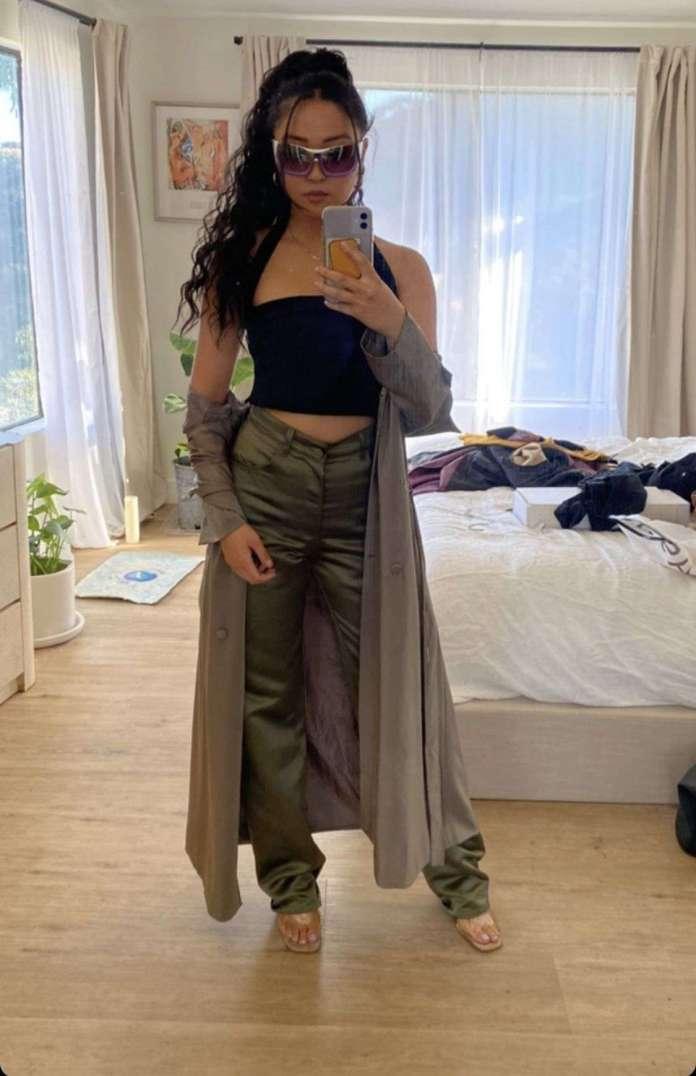 Chelsea Zhang sexy pics