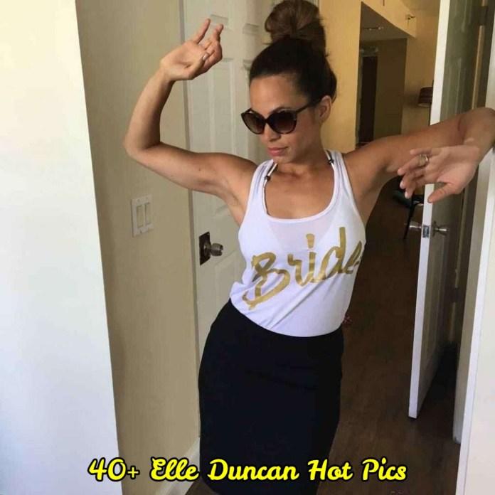 Elle Duncan hot pictures