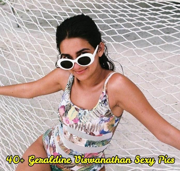 Geraldine Viswanathan Sexy Pics