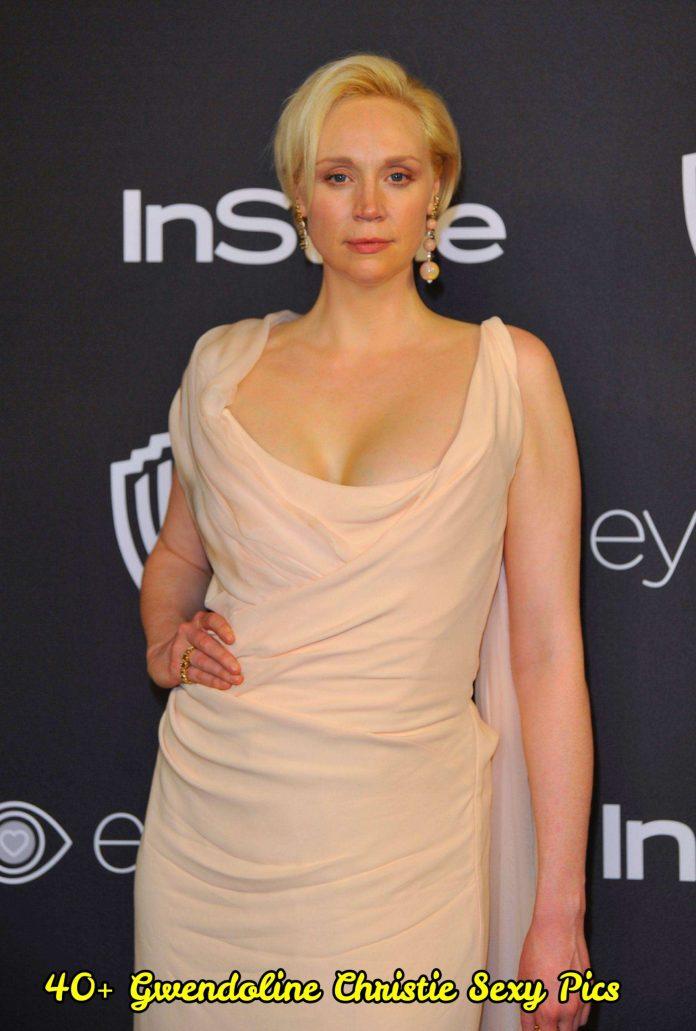 Gwendoline Christie sexy pictures