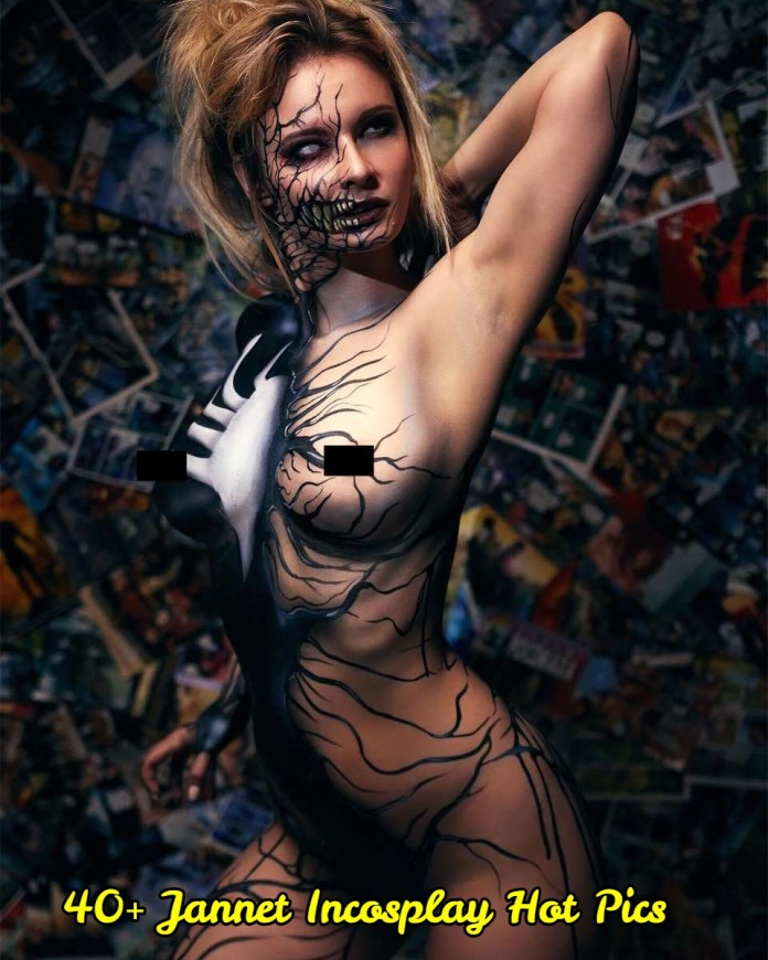 Jannet Incosplay hot pictures