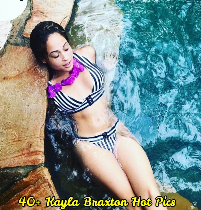 Kayla Braxton Hot Pics