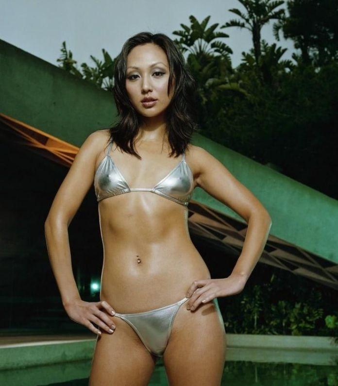 Linda Park lingerie pics